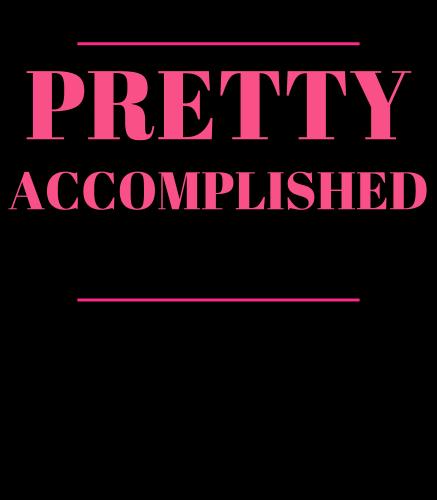 Pretty-Accomplished