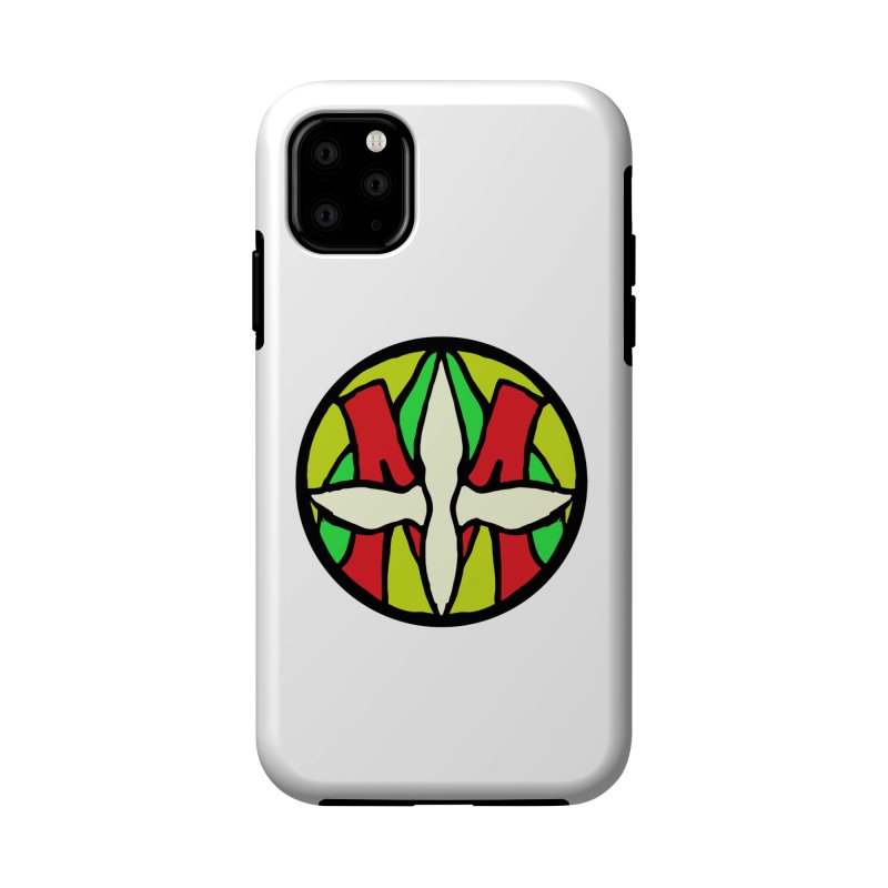 ACEMETRICAL ( / ) CIRCLE LOGO - Sublime Contiuum Accessories Phone Case by ACEMETRICAL ( / ) Disc Golf