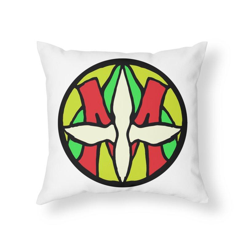 ACEMETRICAL ( / ) CIRCLE LOGO - Sublime Contiuum Home Throw Pillow by ACEMETRICAL ( / ) Disc Golf