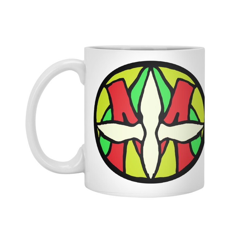ACEMETRICAL ( / ) CIRCLE LOGO - Sublime Contiuum Accessories Standard Mug by ACEMETRICAL ( / ) Disc Golf