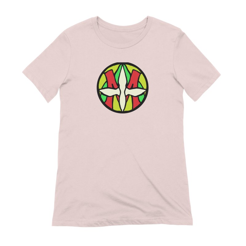 ACEMETRICAL ( / ) CIRCLE LOGO - Sublime Contiuum Women's Extra Soft T-Shirt by ACEMETRICAL ( / ) Disc Golf