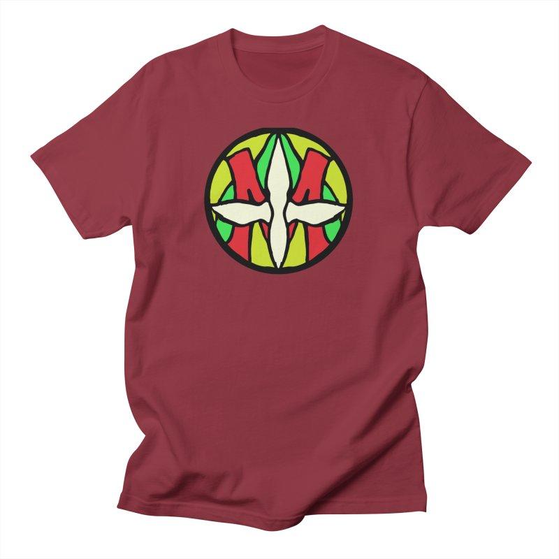 ACEMETRICAL ( / ) CIRCLE LOGO - Sublime Contiuum Men's T-Shirt by ACEMETRICAL ( / ) Disc Golf