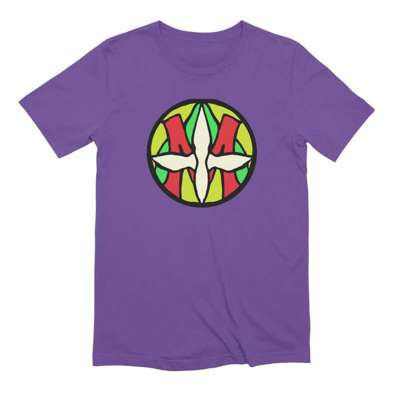 ACEMETRICAL ( / ) CIRCLE LOGO - Sublime Contiuum Men's Extra Soft T-Shirt by ACEMETRICAL ( / ) Disc Golf