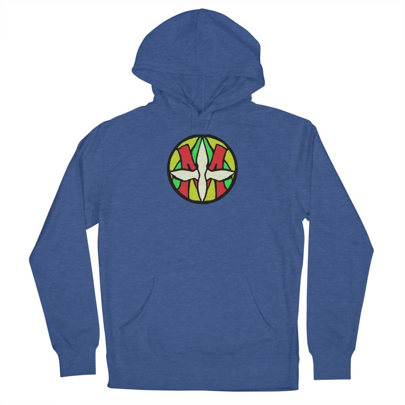 ACEMETRICAL ( / ) CIRCLE LOGO - Sublime Contiuum Women's Pullover Hoody by ACEMETRICAL ( / ) Disc Golf