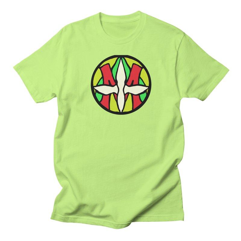 ACEMETRICAL ( / ) CIRCLE LOGO - Sublime Contiuum Women's Regular Unisex T-Shirt by ACEMETRICAL ( / ) Disc Golf