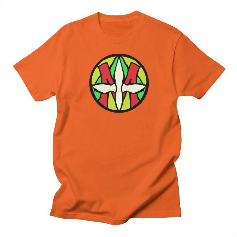 ACEMETRICAL ( / ) CIRCLE LOGO - Sublime Contiuum Men's Regular T-Shirt by ACEMETRICAL ( / ) Disc Golf