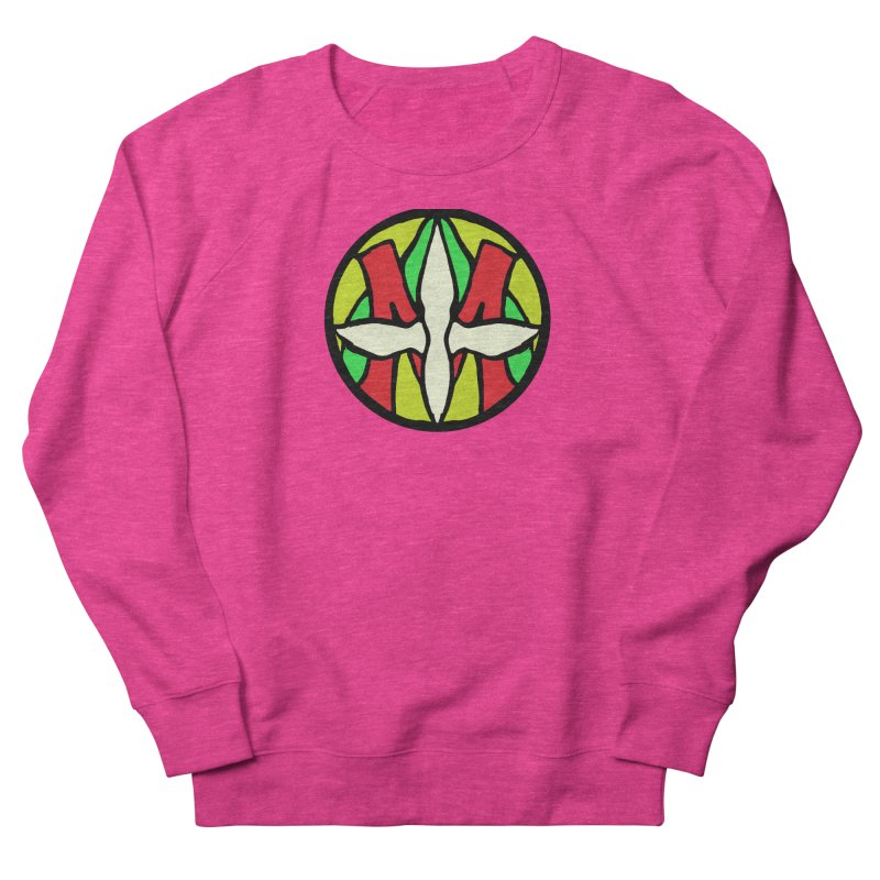 ACEMETRICAL ( / ) CIRCLE LOGO - Sublime Contiuum Women's Sweatshirt by ACEMETRICAL ( / ) Disc Golf