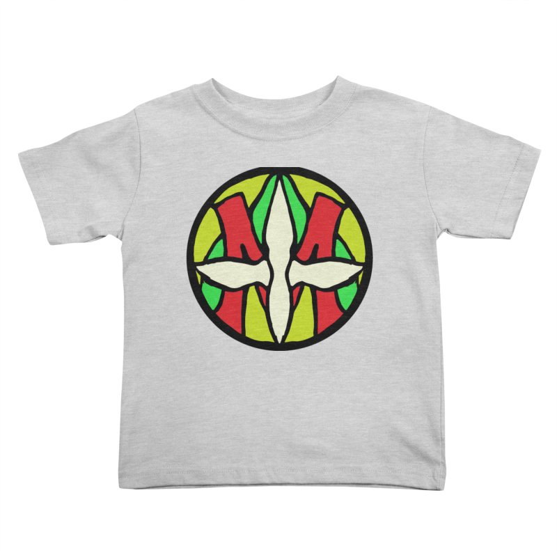 ACEMETRICAL ( / ) CIRCLE LOGO - Sublime Contiuum Kids Toddler T-Shirt by ACEMETRICAL ( / ) Disc Golf