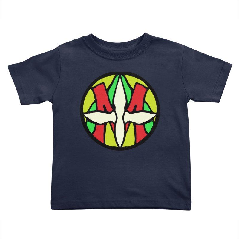 ACEMETRICAL ( / ) CIRCLE LOGO - Sublime Contiuum Kids Toddler T-Shirt by ACEMETRICAL ( / ) Disc Golf