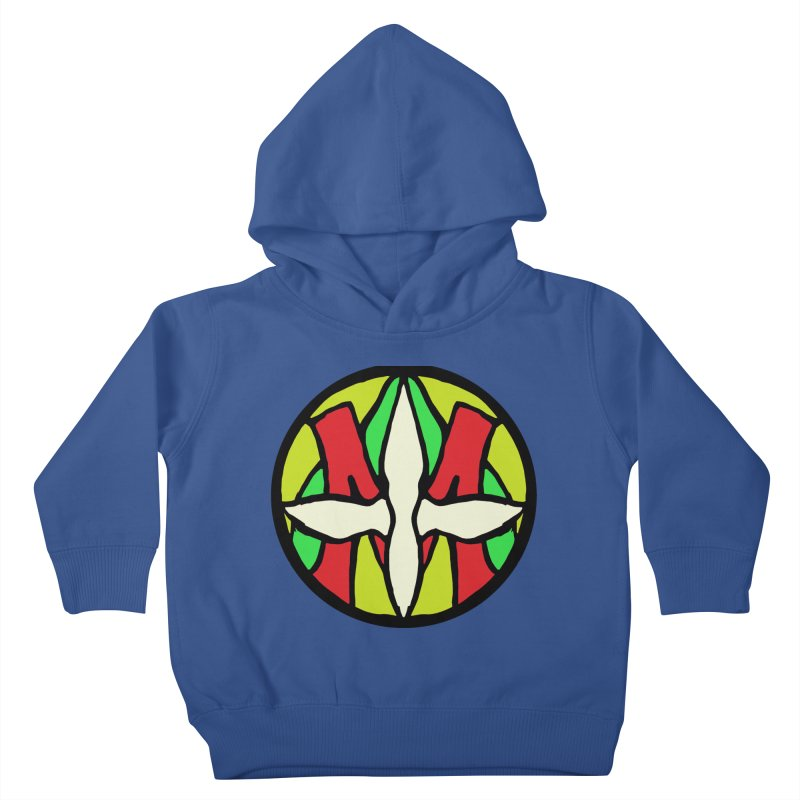 ACEMETRICAL ( / ) CIRCLE LOGO - Sublime Contiuum Kids Toddler Pullover Hoody by ACEMETRICAL ( / ) Disc Golf