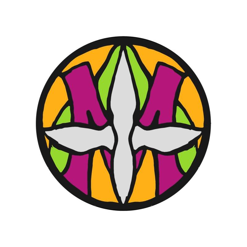 ACEMETRICAL ( / ) CIRCLE LOGO - Morning Star Kids T-Shirt by ACEMETRICAL ( / ) Disc Golf