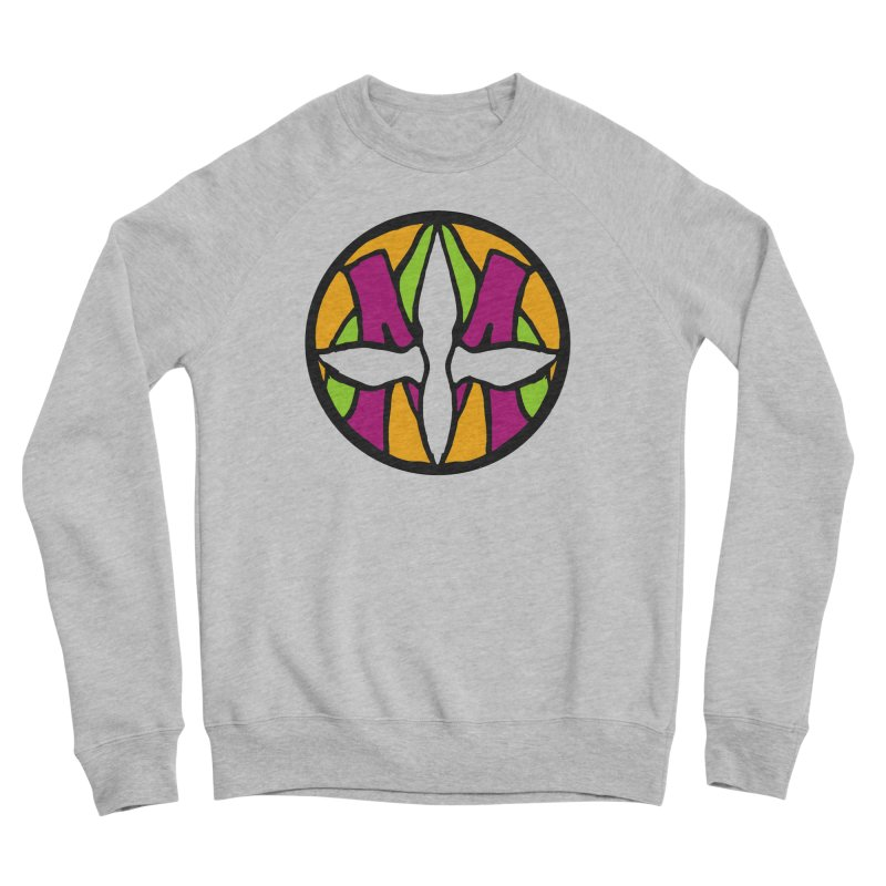 ACEMETRICAL ( / ) CIRCLE LOGO - Morning Star Women's Sweatshirt by ACEMETRICAL ( / ) Disc Golf