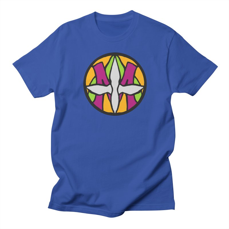 ACEMETRICAL ( / ) CIRCLE LOGO - Morning Star Women's Regular Unisex T-Shirt by ACEMETRICAL ( / ) Disc Golf