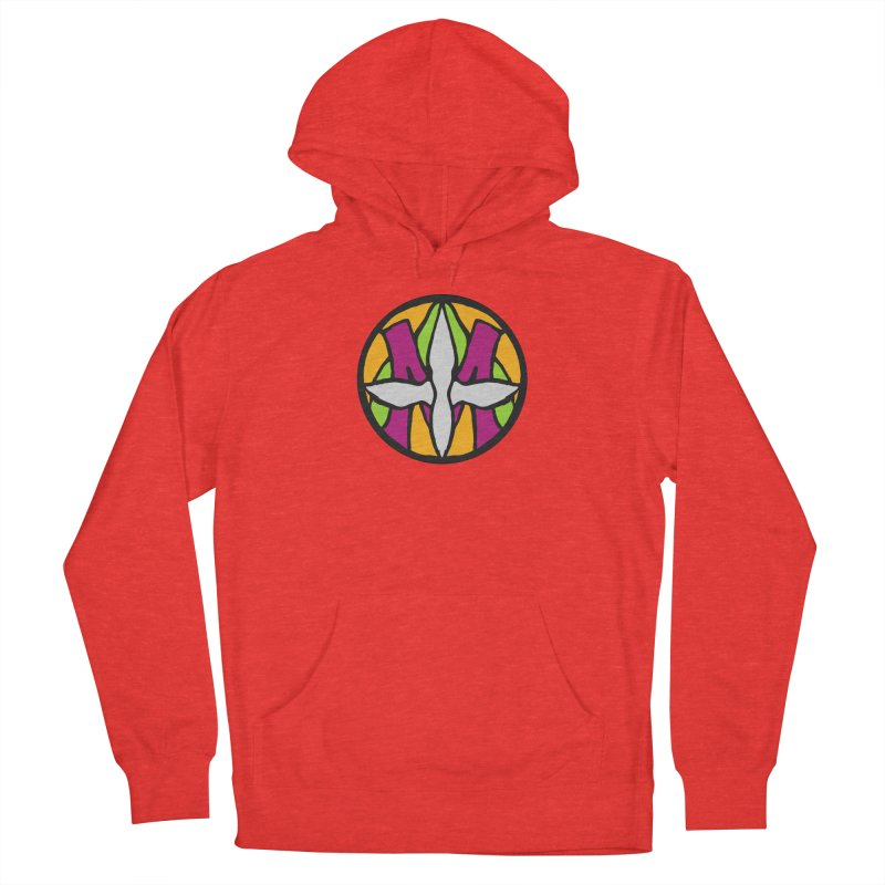 ACEMETRICAL ( / ) CIRCLE LOGO - Morning Star Women's Pullover Hoody by ACEMETRICAL ( / ) Disc Golf
