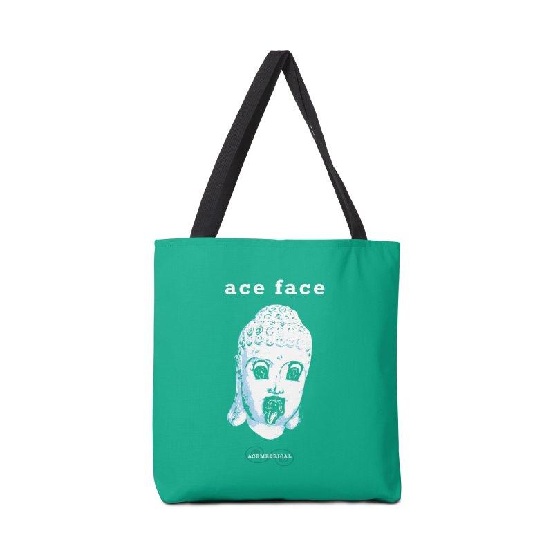 ACE FACE Buddha [AQUAMARINE GREEN] - ACEMETRICAL Accessories Bag by ACEMETRICAL ( / ) Disc Golf