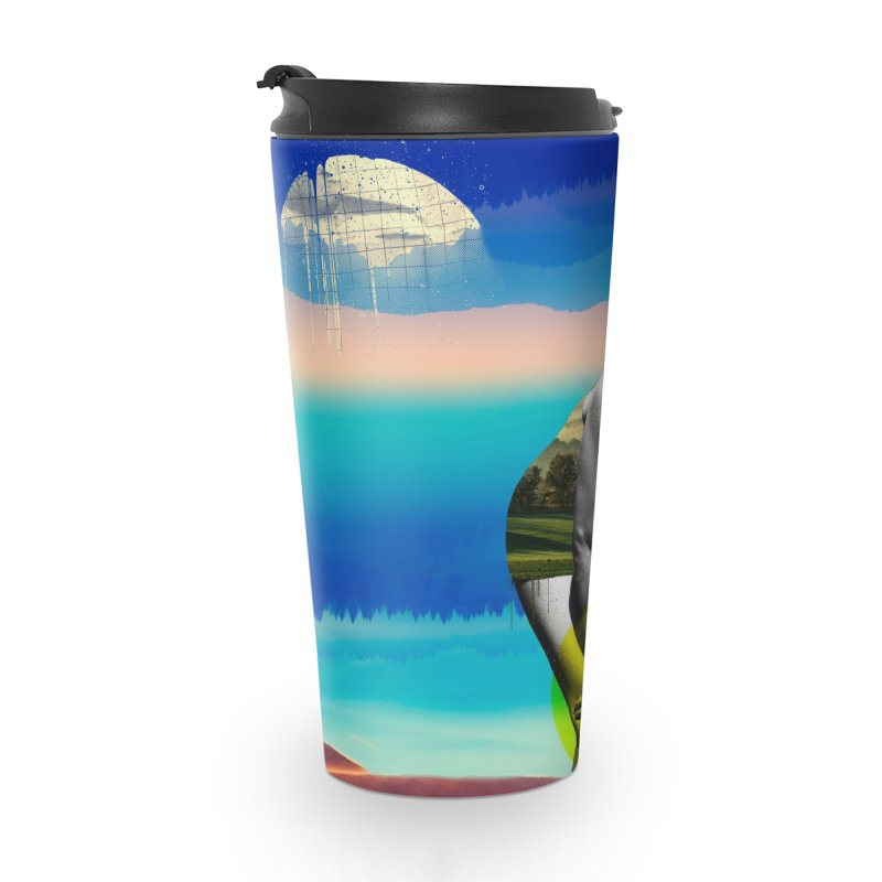 Mrs. Flubber Accessories Travel Mug by achitafille's Artist Shop