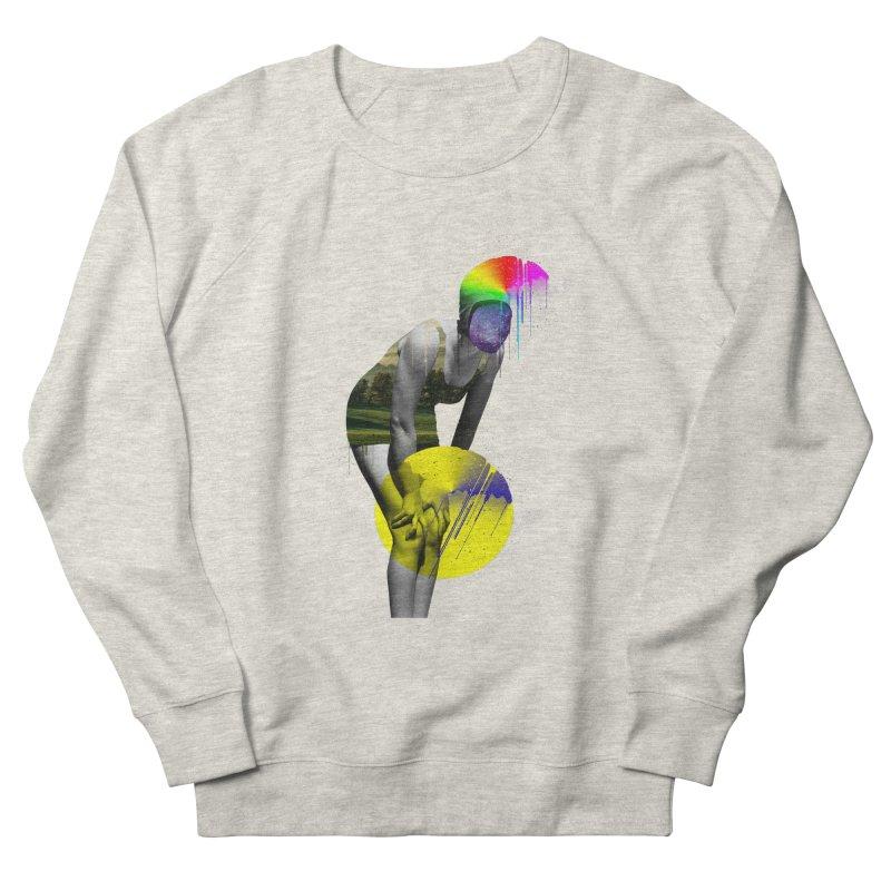Mrs. Flubber Men's French Terry Sweatshirt by achitafille's Artist Shop