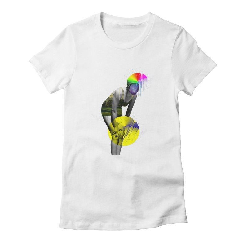 Mrs. Flubber Women's T-Shirt by achitafille's Artist Shop