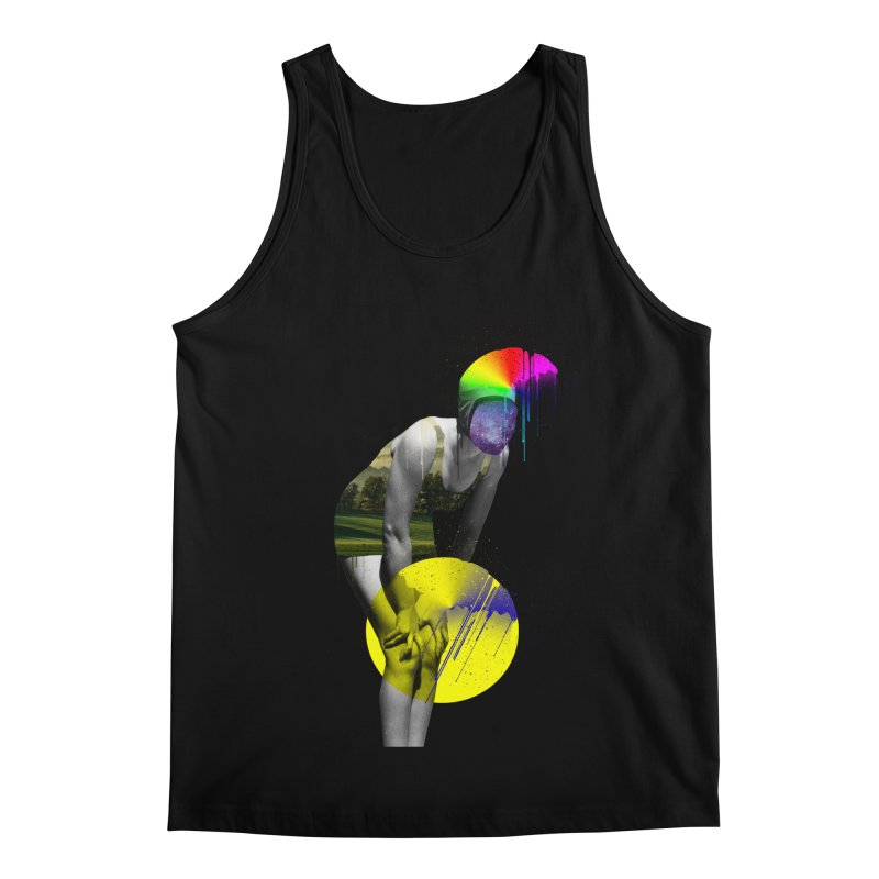 Mrs. Flubber Men's Regular Tank by achitafille's Artist Shop