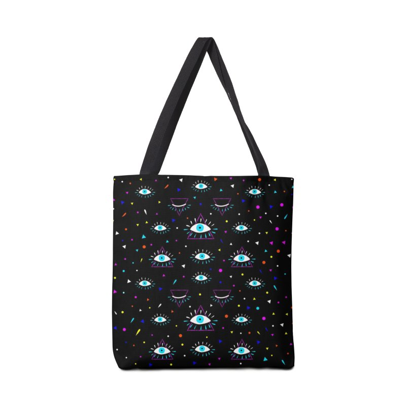 Third Eye Accessories Tote Bag Bag by achitafille's Artist Shop