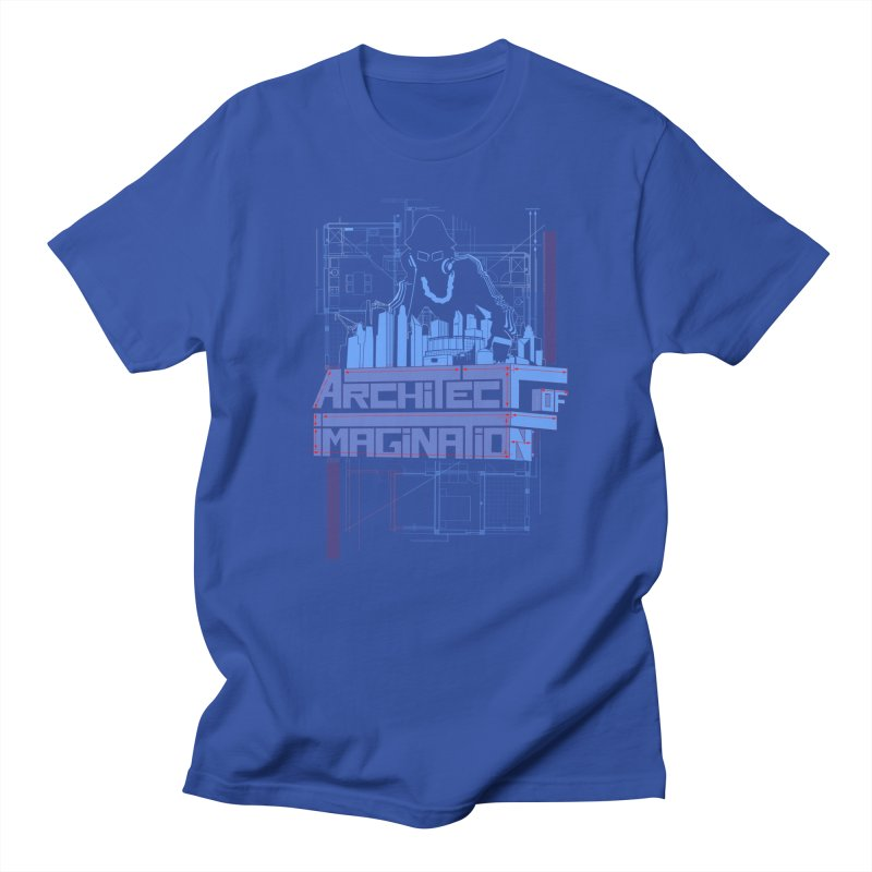 Architect of Imagination Men's T-Shirt by The Wurx Shop