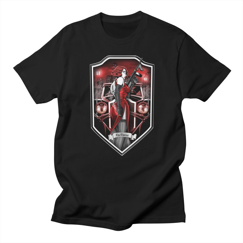 The Chariot Men's T-Shirt by The Wurx Shop