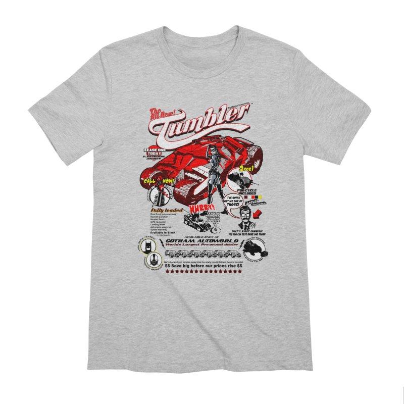 Gotham AutoMall Men's T-Shirt by The Wurx Shop