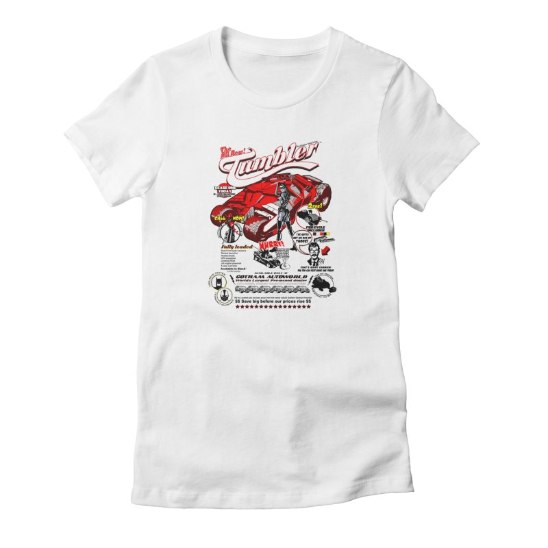 Gotham AutoMall Women's T-Shirt by The Wurx Shop