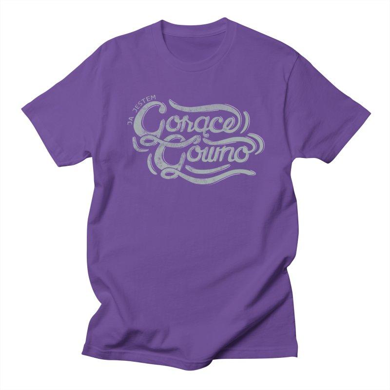 Gorace Gowno Men's T-Shirt by acorn's Artist Shop