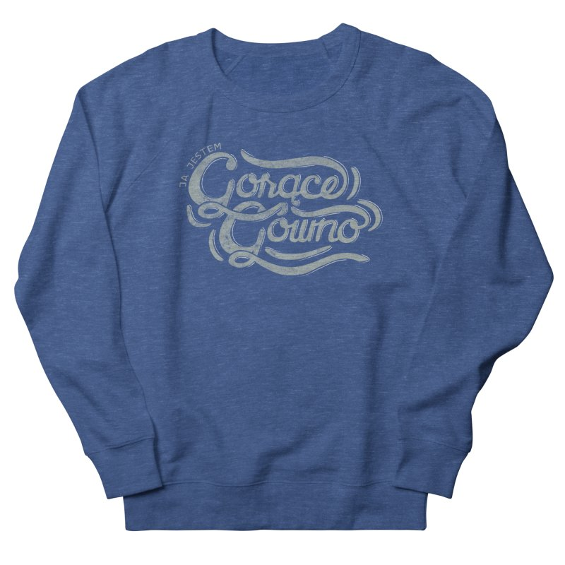 Gorace Gowno Women's Sweatshirt by acorn's Artist Shop