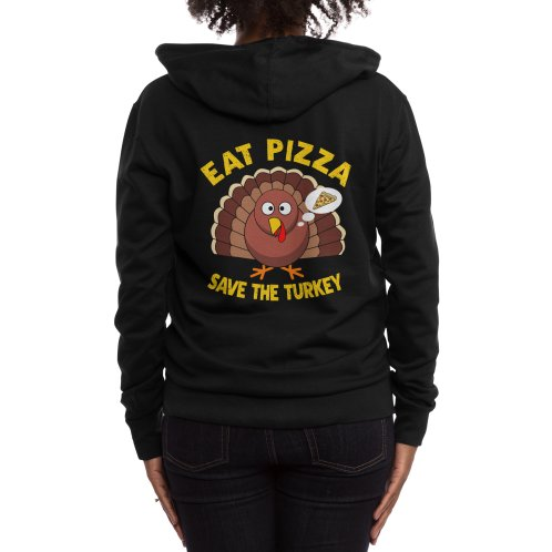 image for Eat Pizza Save The Turkey