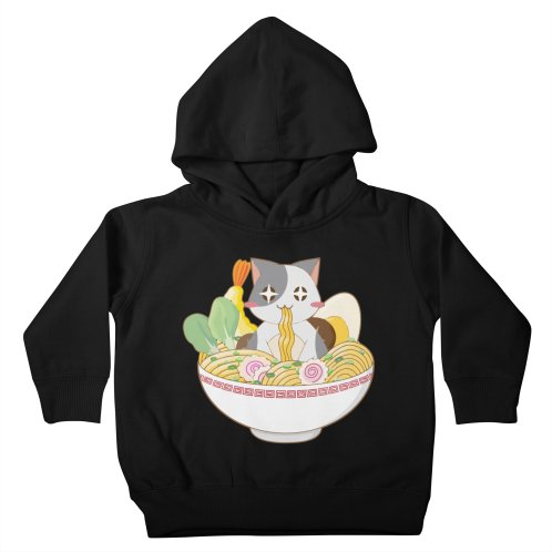 image for Cat Eating Ramen