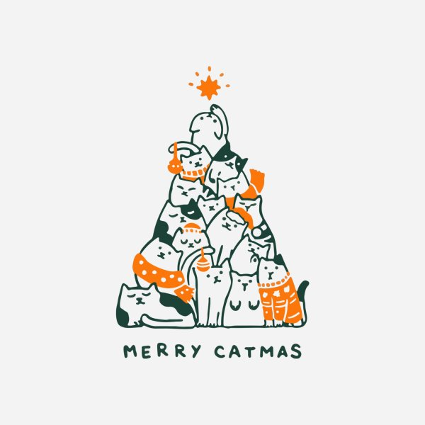 image for Christmas Cat