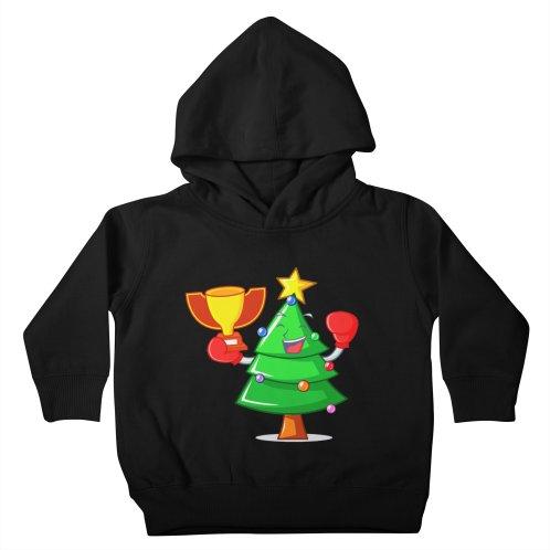 image for Boxing Winner Christmas Tree T-shirt - Christmas Gift for Men Women Kid