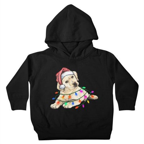 image for Labrador Retriever Dog Christmas Light T-shirt For Mens Womens Kids