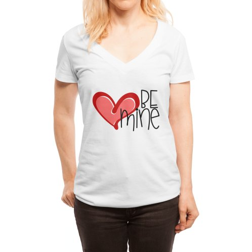 image for Valentine Be Mine With Heart Cute Gift For Sweetheart