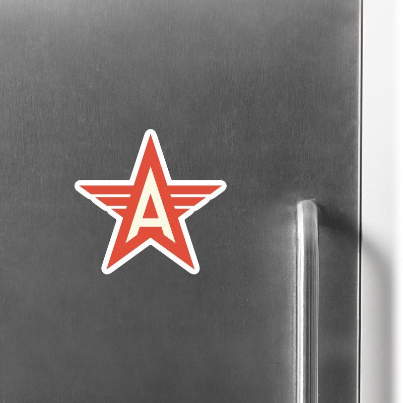 Actionhero Logo Accessories Magnet by Actionhero Swag!