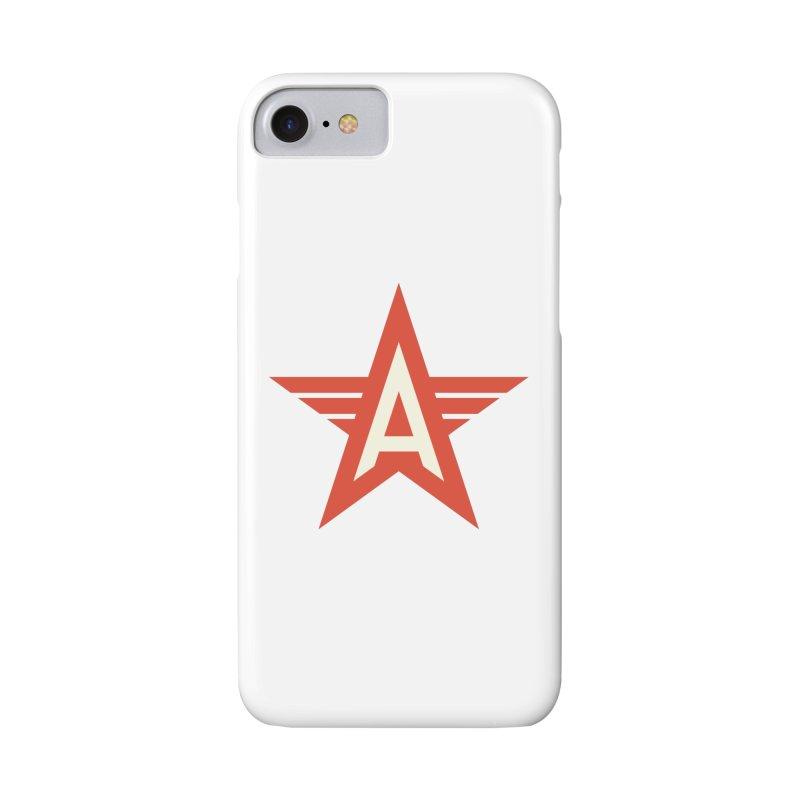 Actionhero Logo Accessories Phone Case by Actionhero Swag!