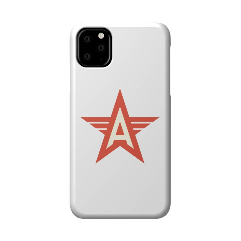 Actionhero Logo in iPhone 11 Phone Case Slim by Actionhero Swag!