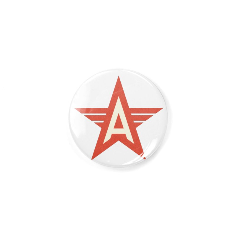 Actionhero Logo Accessories Button by Actionhero Swag!