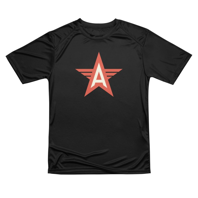 Actionhero Logo Men's T-Shirt by Actionhero Swag!