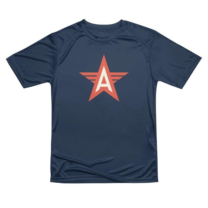 Actionhero Logo Men's Performance T-Shirt by Actionhero Swag!