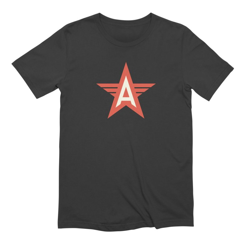 Actionhero Logo Men's Extra Soft T-Shirt by Actionhero Swag!