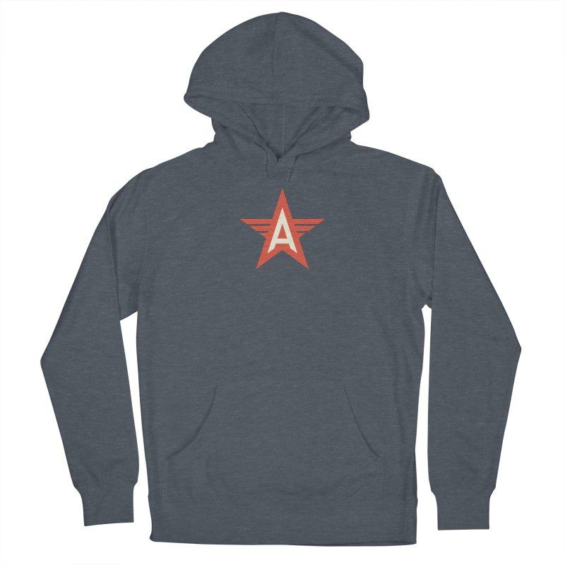 Actionhero Logo Men's Pullover Hoody by Actionhero Swag!