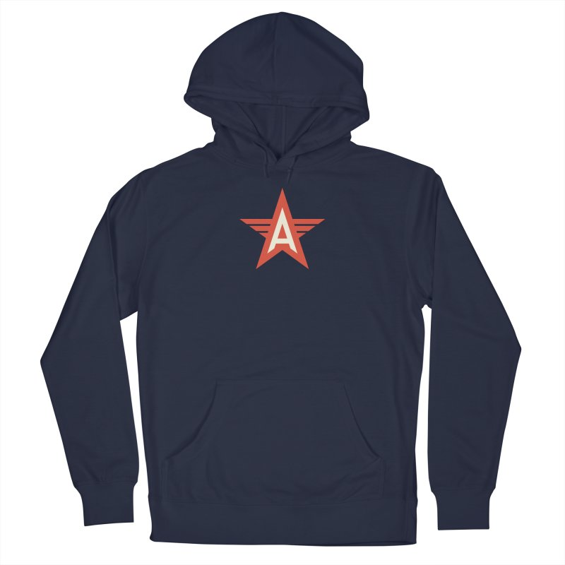 Actionhero Logo Men's Pullover Hoody by Actionhero Swag!