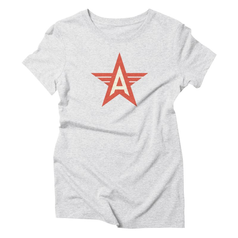 Actionhero Logo Women's T-Shirt by Actionhero Swag!