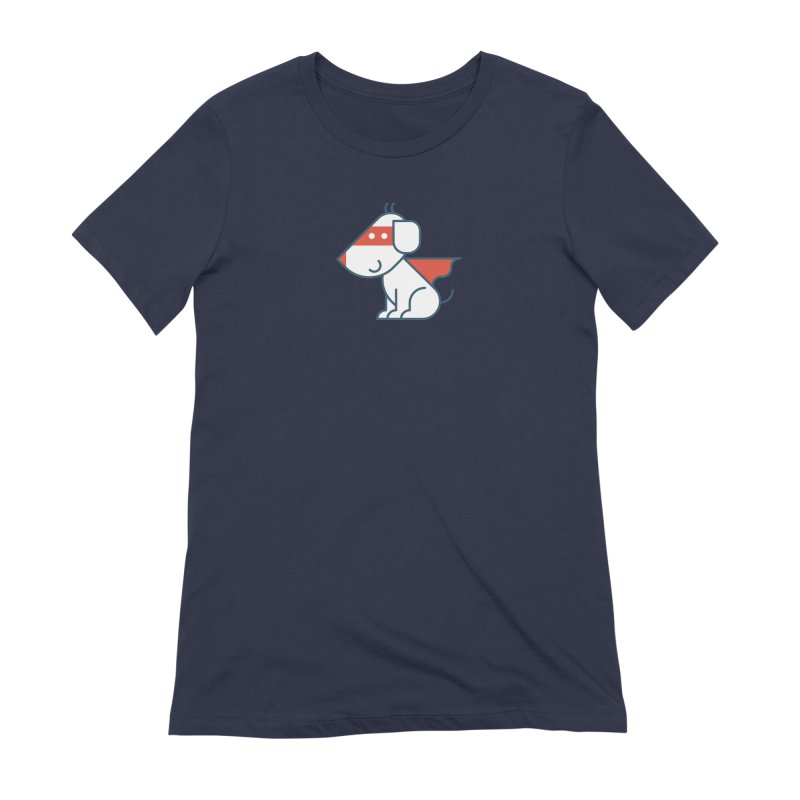 Actionhero Dog Women's Extra Soft T-Shirt by Actionhero Swag!