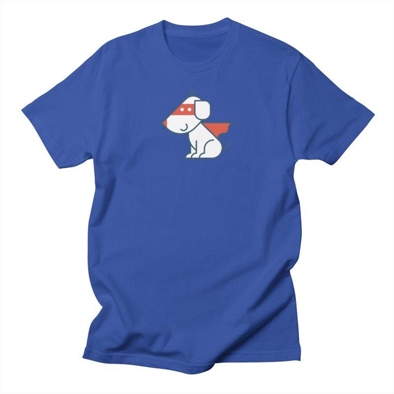 Actionhero Dog Men's T-Shirt by Actionhero Swag!