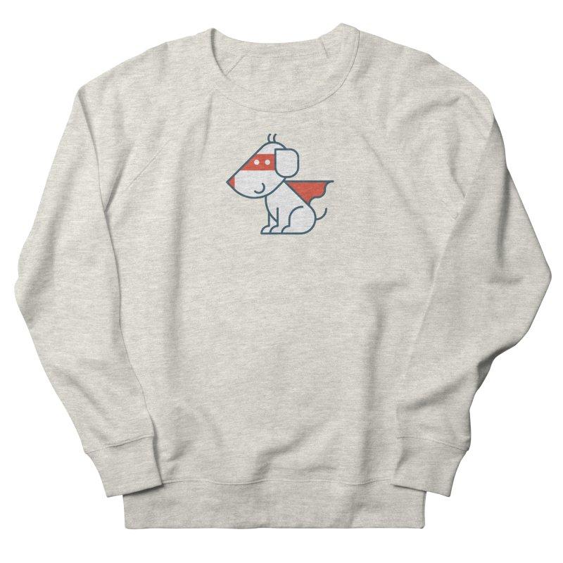 Actionhero Dog Men's Sweatshirt by Actionhero Swag!