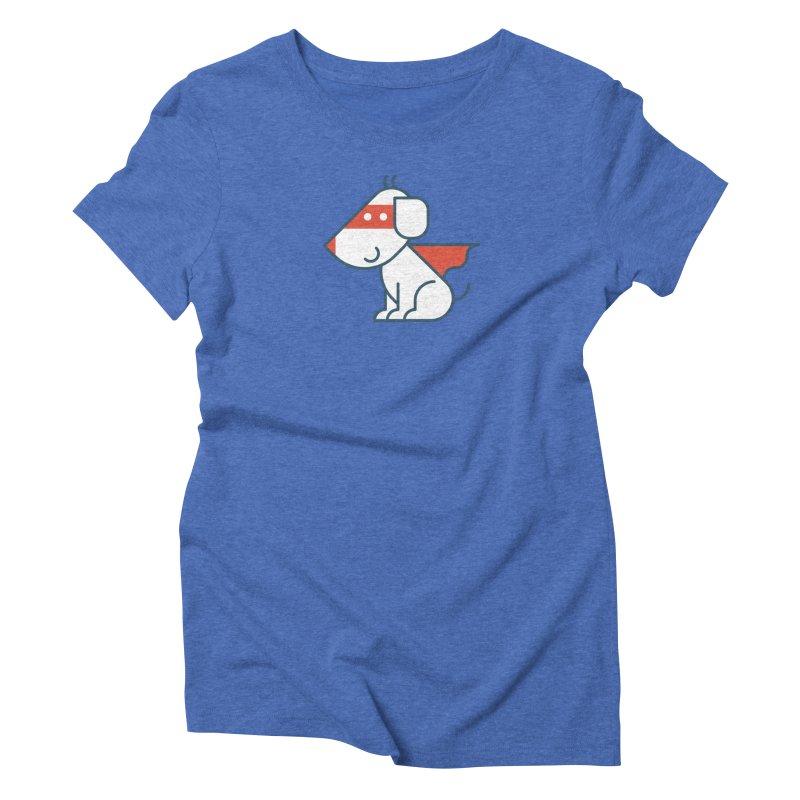 Actionhero Dog Women's T-Shirt by Actionhero Swag!
